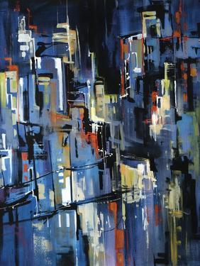Night Lights by Sydney Edmunds