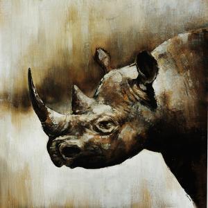 Rhino by Sydney Edmunds