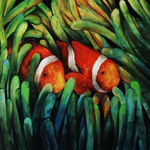 Sea Life by Sydney Edmunds