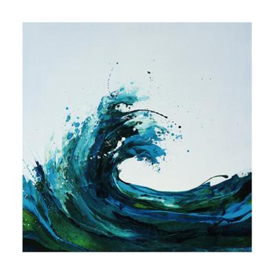 Seafoam Wave by Sydney Edmunds