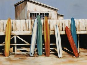 Surfs Up by Sydney Edmunds