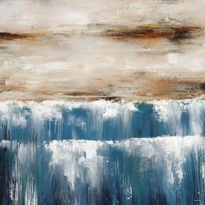 Waterline by the Coast IV by Sydney Edmunds