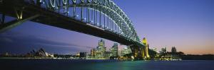 Sydney Harbor Bridge, Australia