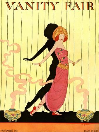 Vanity Fair Cover - November 1915
