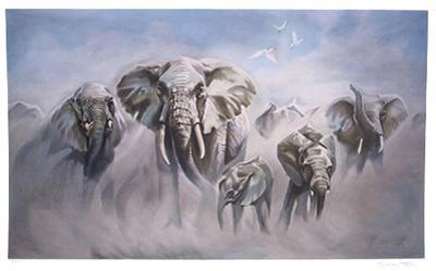 Dusty Elephants by Sydney Taylor