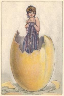 Sylph in Cracked Egg