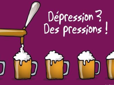 Adé l'chicon - Dépressions ? by Sylvain Bichicchi