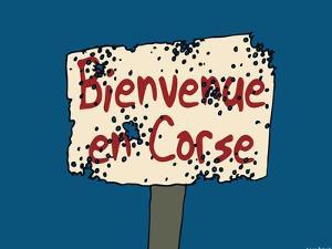 Broutch - Bienvenue en Corse by Sylvain Bichicchi