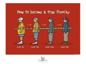 Coq-Ô-Rico - Become a true frenchy by Sylvain Bichicchi