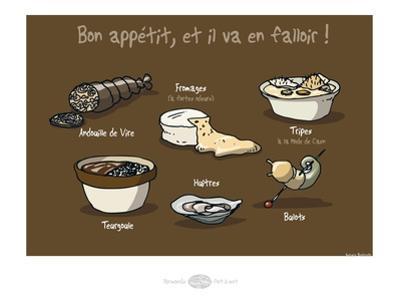 Heula. Bon appétit ! by Sylvain Bichicchi