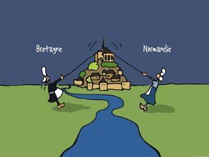 Heula. Bretagne versus Normandie by Sylvain Bichicchi