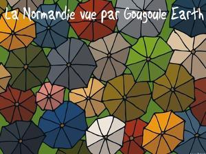 Heula. Normandie par Gougoule Earth by Sylvain Bichicchi