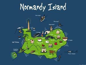 Heula. Normandy island by Sylvain Bichicchi