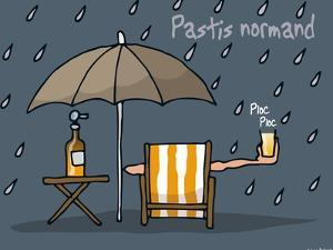 Heula. Pastis normand by Sylvain Bichicchi