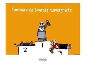I Lov'ergne - Concours de bourrée auvergnate by Sylvain Bichicchi