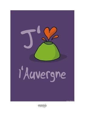 I Lov'ergne - J'aime l'Auvergne by Sylvain Bichicchi