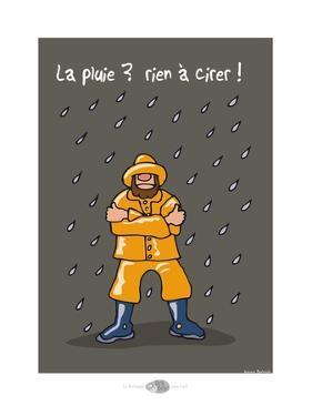 Oc'h oc'h. - La pluie, rien à cirer ! by Sylvain Bichicchi