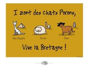 Oc'h oc'h. - Les chats Porons by Sylvain Bichicchi