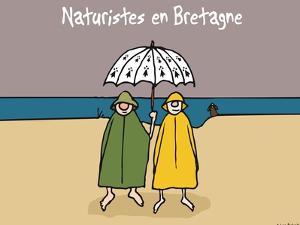Oc'h oc'h. - Naturistes en bretagne by Sylvain Bichicchi