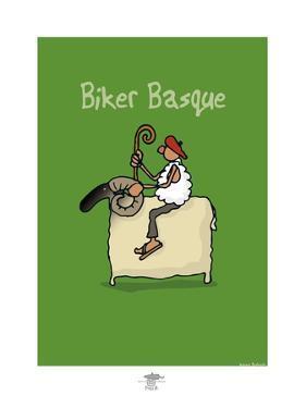 Pays B. - Biker basque by Sylvain Bichicchi