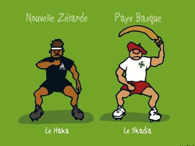 Pays B. - Le Haka basque by Sylvain Bichicchi