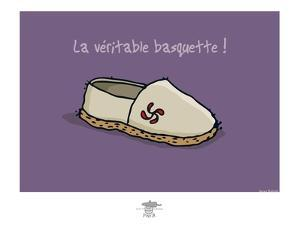 Pays B. - Véritable basquette by Sylvain Bichicchi