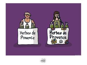 Sud-Mer-Sud-Terre - Herbes de Provence by Sylvain Bichicchi
