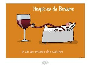 Tipe taupe - Hospice de Beaune by Sylvain Bichicchi