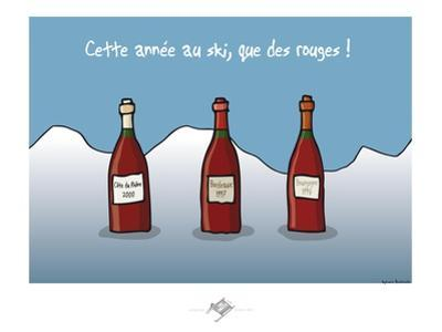 Touchouss - Cette année, que des rouges by Sylvain Bichicchi