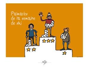 Touchouss - Palmarès de la semaine de ski by Sylvain Bichicchi