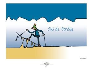 Touchouss - Ski de fondue by Sylvain Bichicchi