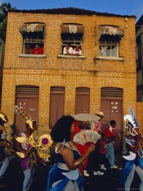 Carnival, Grenada, Caribbean, West Indies by Sylvain Grandadam