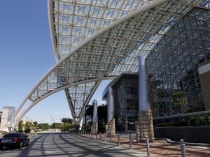 Convention Center, San Juan, Puerto Rico, West Indies, Caribbean, Central America by Sylvain Grandadam