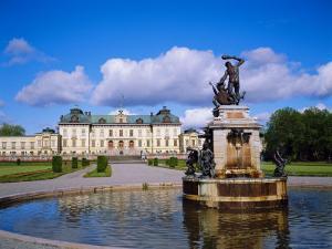 Drottiningholm Castle, Stockholm, Sweden by Sylvain Grandadam