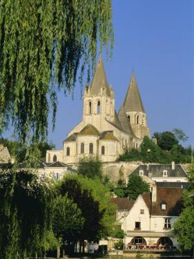 Loches, Touraine, Centre, France, Europe by Sylvain Grandadam