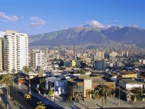 Quito, Capital of Equador, South America by Sylvain Grandadam