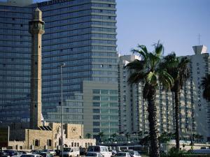 Tel Aviv, Israel, Middle East by Sylvain Grandadam