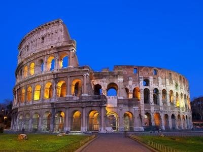 Colosseum in Rome by Sylvain Sonnet