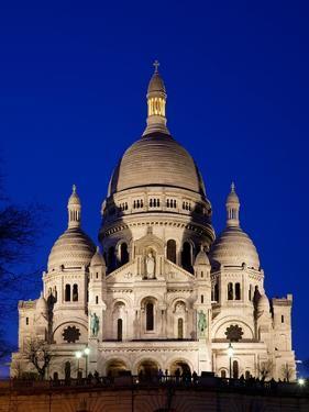 Sacre Coeur Basilica by Sylvain Sonnet