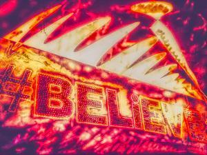 Believe, 2016 by Sylver Bernat