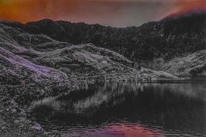 Snowdonia, 1980 by Sylver Bernat