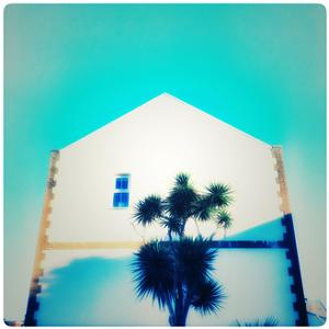 The Blue house, 2017, by Sylver Bernat
