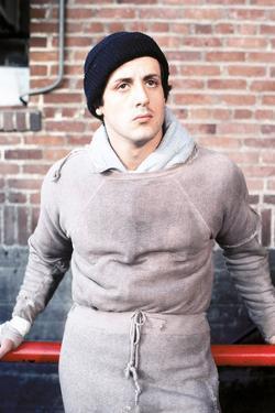 """Sylvester Stallone. """"Rocky"""" [1976], Directed by John G. Avildsen."""