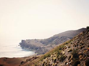 Crete Cove II by Sylvia Coomes