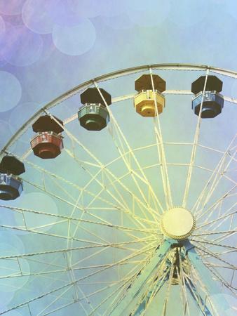 Rainbow Ferris Wheel III