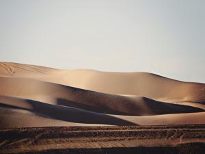 Sand Dunes II by Sylvia Coomes