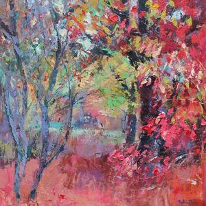 Glorious Autumn by Sylvia Paul