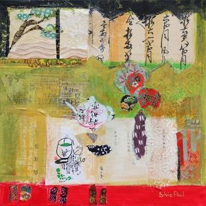 Green Tea by Sylvia Paul