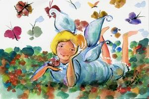 BUTTERFLY FAIRY by sylvia pimental