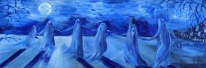 Ghost Dance Halloween by sylvia pimental
